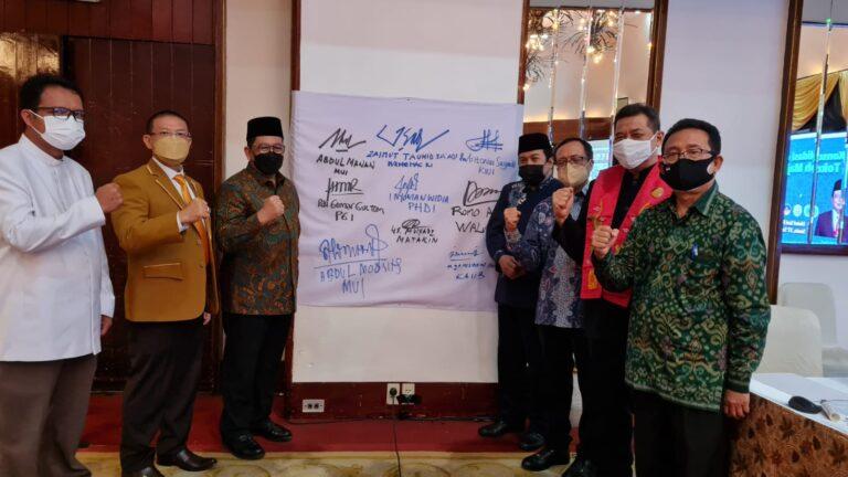 Majelis Agama Terbitkan Deklarasi Agama untuk Indonesia Adil dan Damai