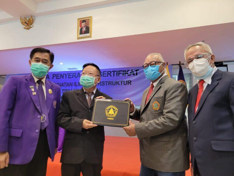 FKG Universitas Moestopo Gelar Pendidikan Lanjutan Dokter Gigi