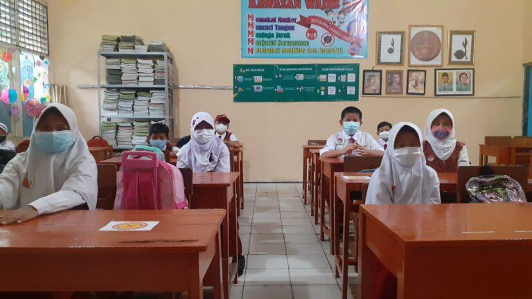 Satgas Covid Depok Minta Satuan Pendidikan Perkuat SOP Prokes saat PTM