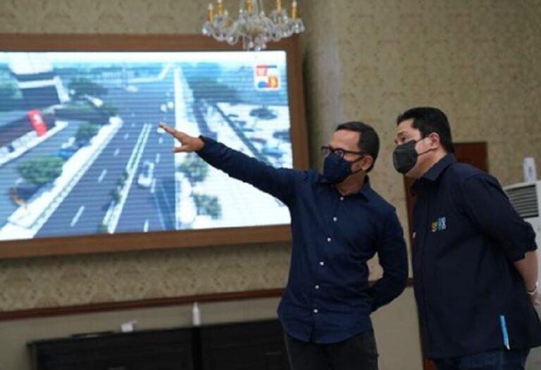 Erick Sumbang Alkes dan Oxygen Concentrator untuk Warga Bogor