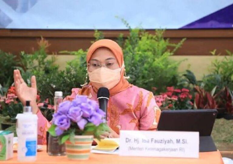 Menaker Ajak Perusahaan Cegah Kekerasan di Lingkungan Kerja