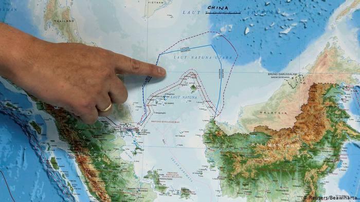 Penjelasan Bakamla RI terkait Situasi Laut Natuna Utara saat ini