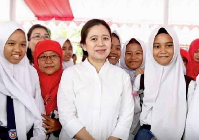 Puan Optimis Perempuan Indonesia Dapat Tingkatkan Budaya Literasi