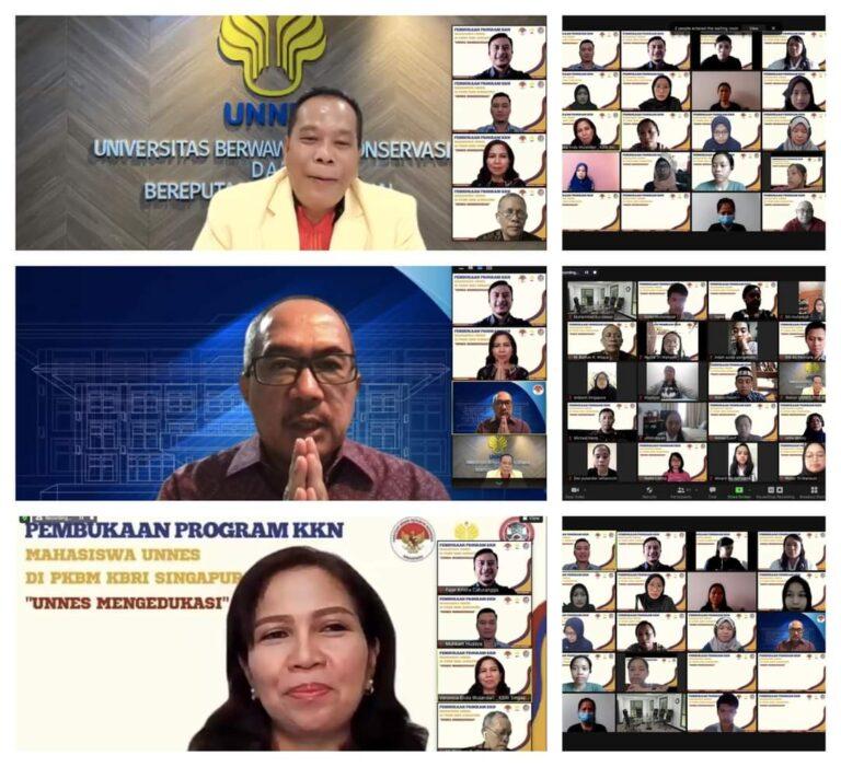 KBRI Singapura Gandeng Mahasiswa Mengajar Pekerja Migran