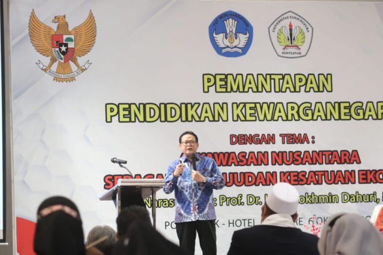 Prof Rokhmin: Ketimpangan Sosial-Ekonomi merupakan Ancaman Serius Terwujudnya Indonesia Emas 2045