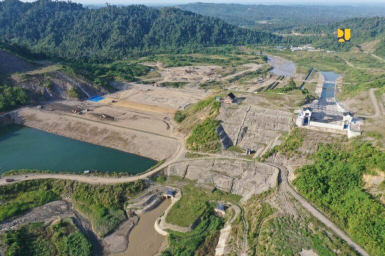 Pembangunan Bendungan Rukoh Aceh ditargetkan Rampung 2023