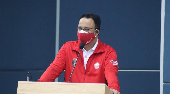 Atlet DKI Merajai PON XX Papua, Anies: Semangat Terus!