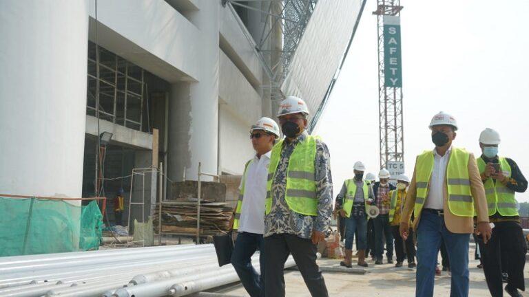 Tinjau Proyek JIS, DPRD DKI: Ini jadi Kebanggaan Warga Jakarta
