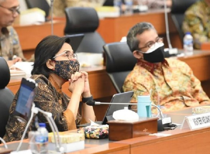 Melalui RUU APBN 2022, Sri Mulyani Harap Ekonomi Pulih