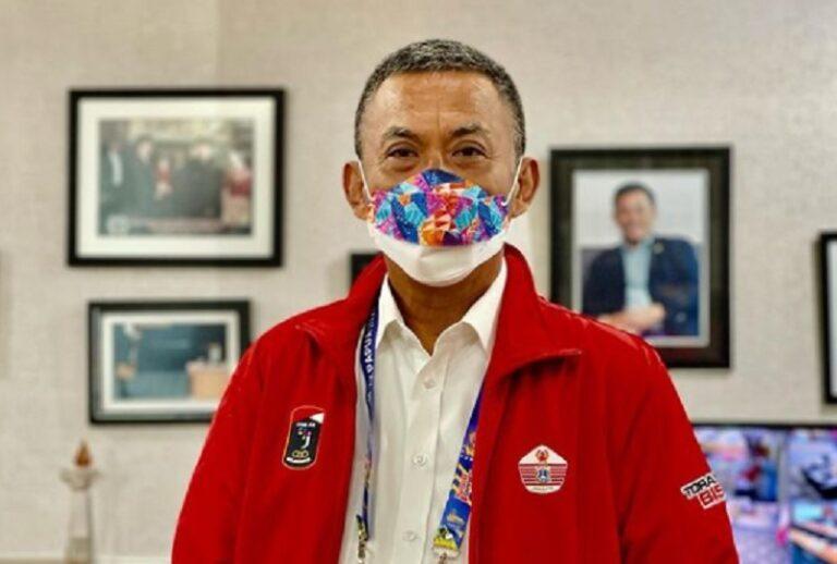Atlet DKI Raih Posisi Ketiga, Prasetyo: Kalah Menang itu Biasa