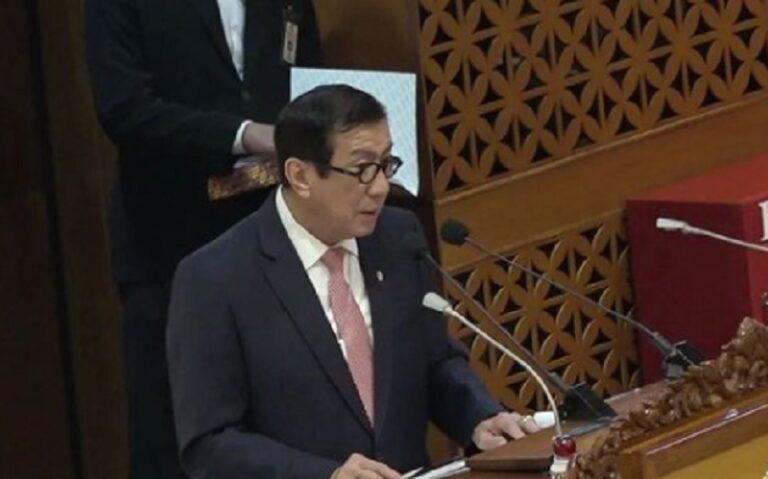 UU HPP Disepakati, Yasonna: UU Ini Melindungi Wong Cilik